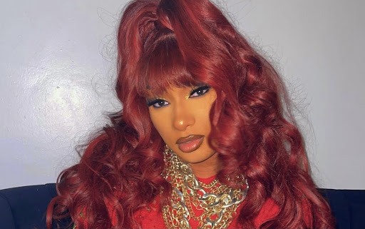 EVERYONE FROM MEGAN THEE STALLION,  SAWEETEE TO KELIS LADIES ARE WEARING RED, THE NEWEST HAIR COLOR FOR FALL